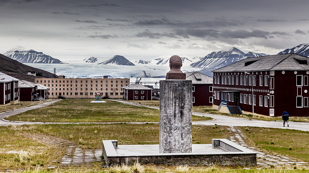 ©-Marcel Schütz-2020 Pyramiden, Svalbard