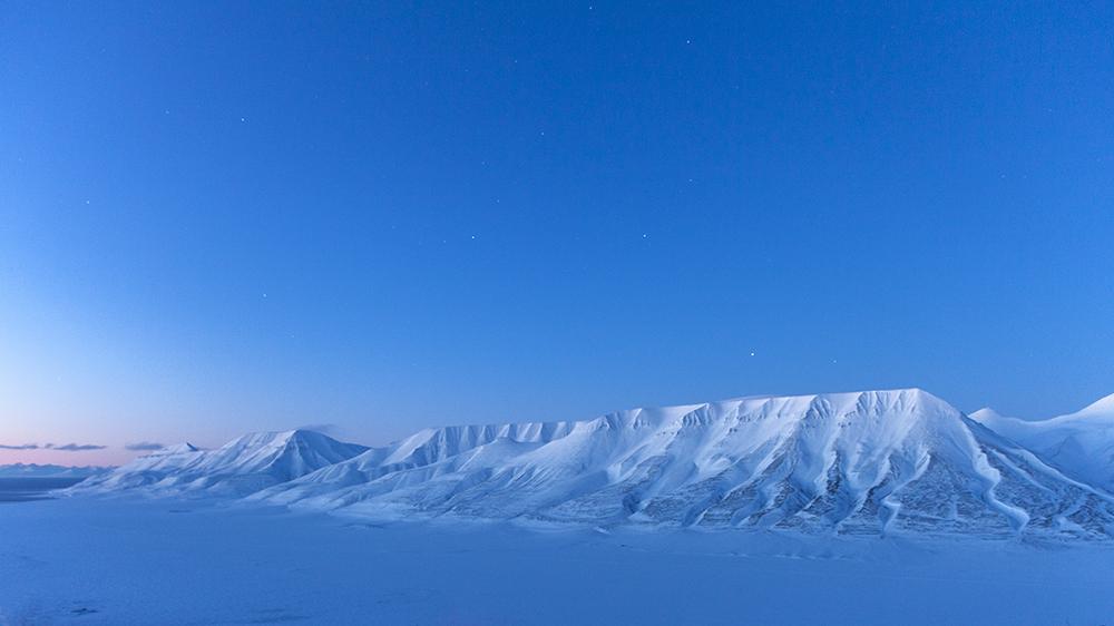 Adventdalen, Svalbard in October ©-Marcel Schütz-2020