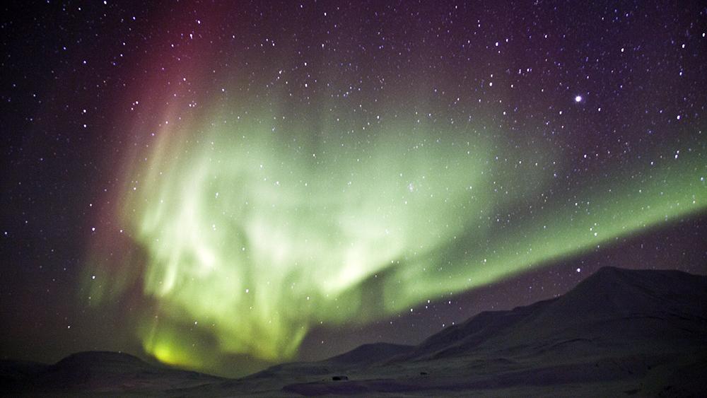 Aurora Borealis, Svalbard ©-Marcel Schütz-2020