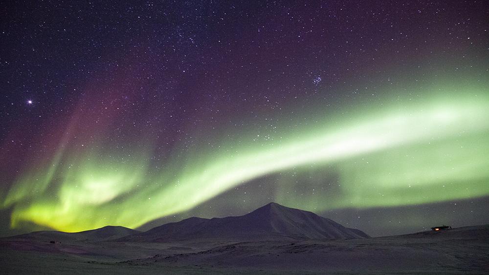 Aurora Photographie in Svalbard ©-Marcel Schütz-2020