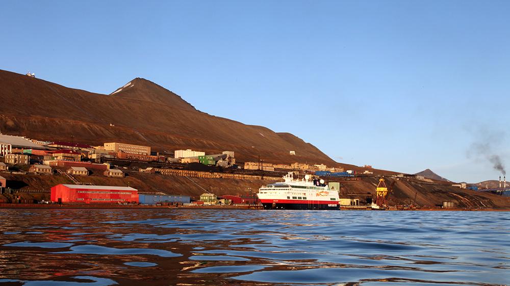 Barentsburg, Svalbard ©-Marcel Schütz-2020
