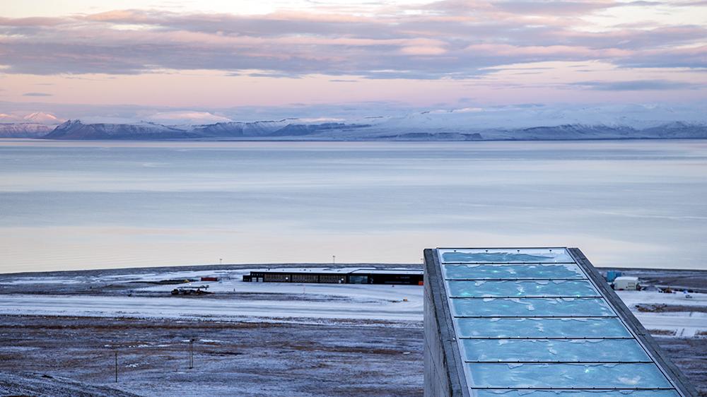 Global Seed Vault on Spitsbergen ©-Marcel Schütz-2020