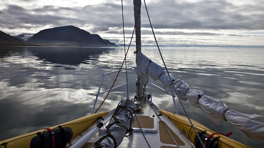 Sailing in Svalbard ©-Marcel Schütz-2020