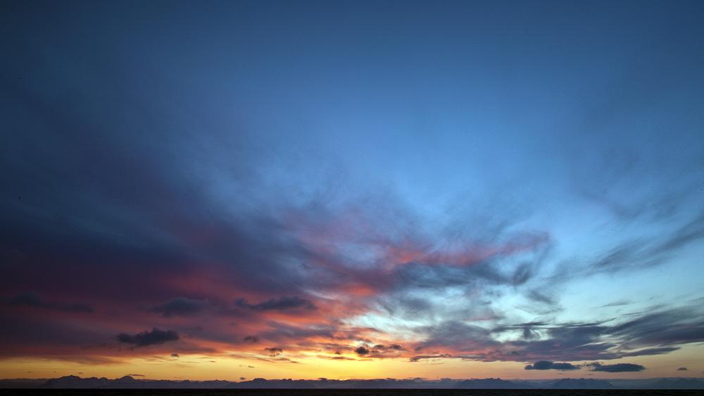 Sky over Isfjorden, Svalbard ©-Marcel Schütz-2020