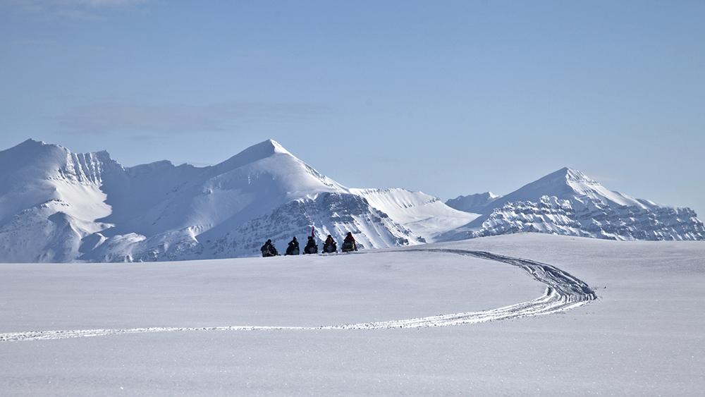 Spitzbergen Reisen in west Svalbard ©-Marcel Schütz-2020