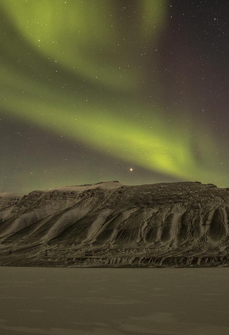 Northernlights in Svalbard, Spitsbergen ©-Marcel Schütz-2020